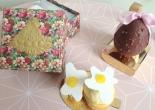 Chocolats et macarons de Pâques Ladurée